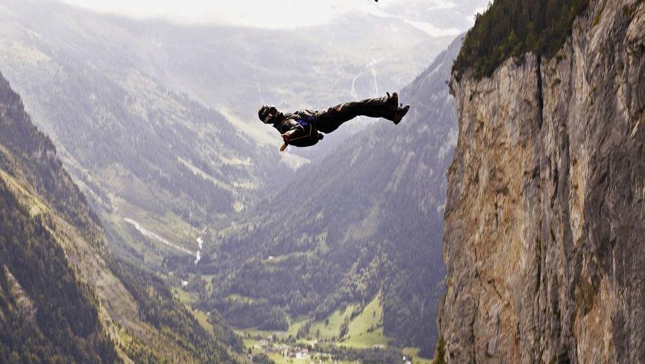 Extremsportler im Berner Oberland: »Jeder ist für sich selbst verantwortlich«