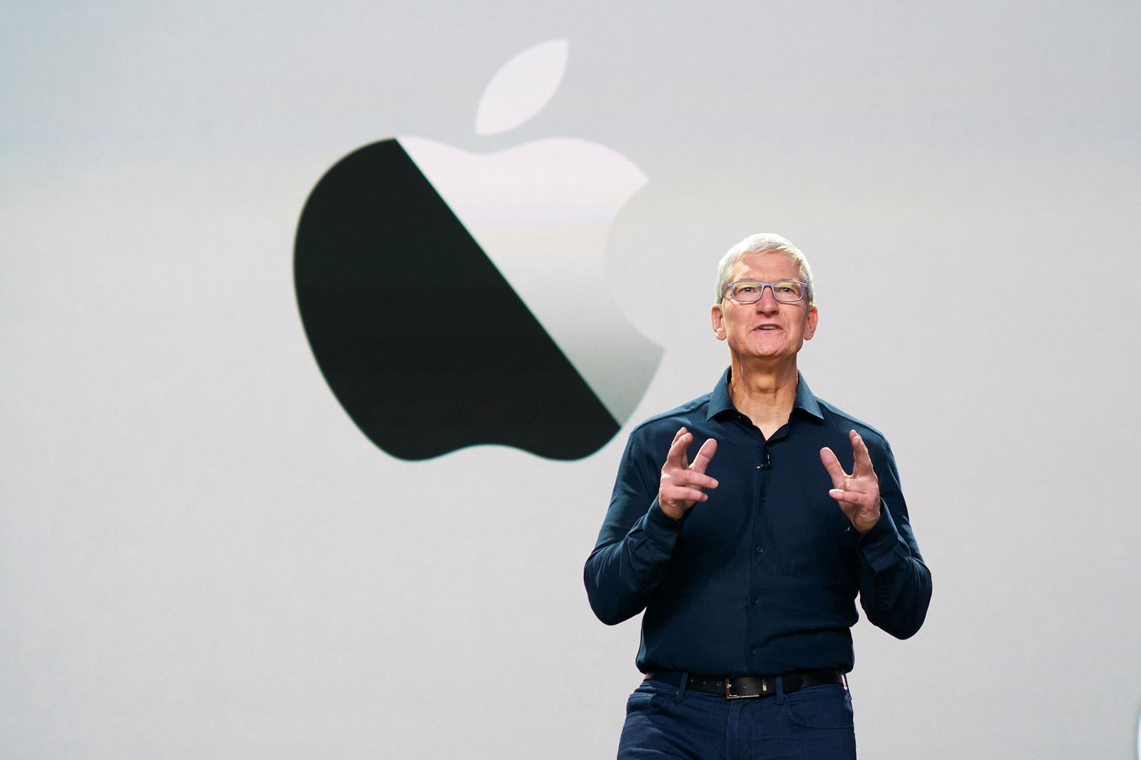 US-IT-CONFERENCE-APPLE