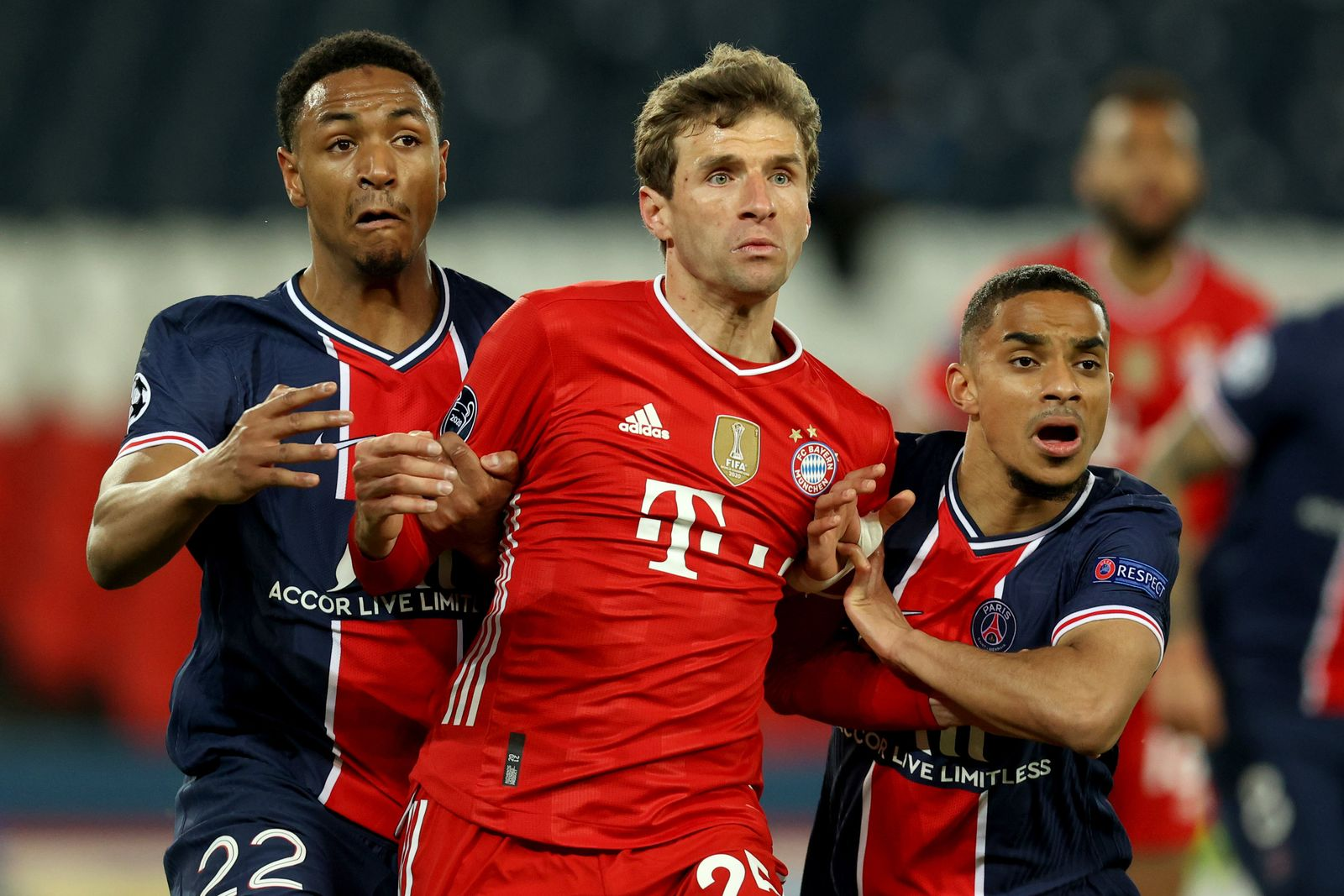Paris Saint-Germain - FC Bayern München