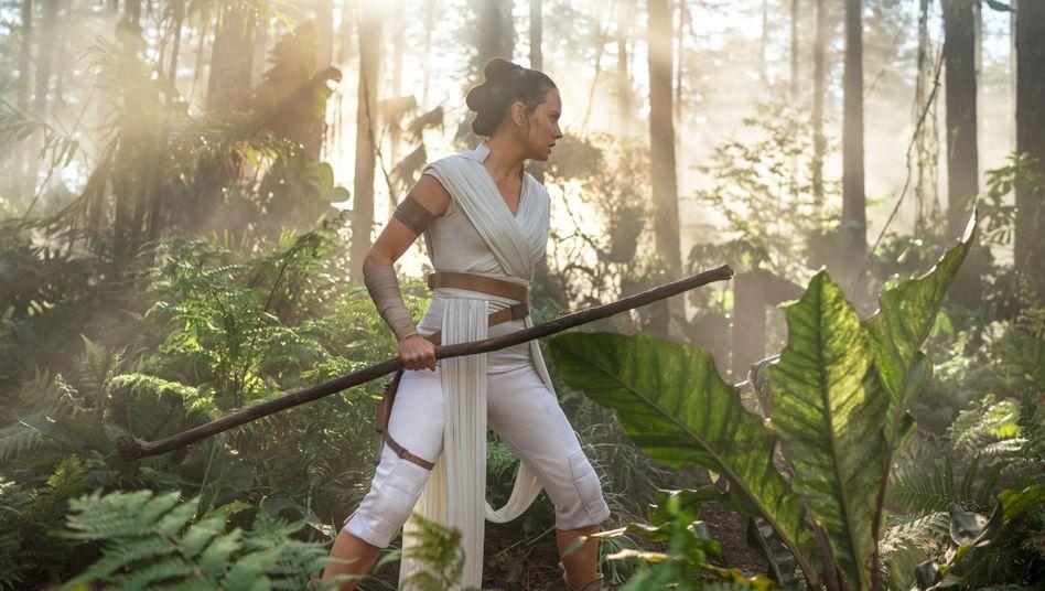 """Szene aus """"Star Wars: Der Aufstieg Skywalkers"""""""