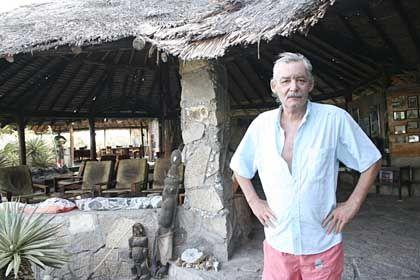 Oasis Club owner Wolfgang Deschler.