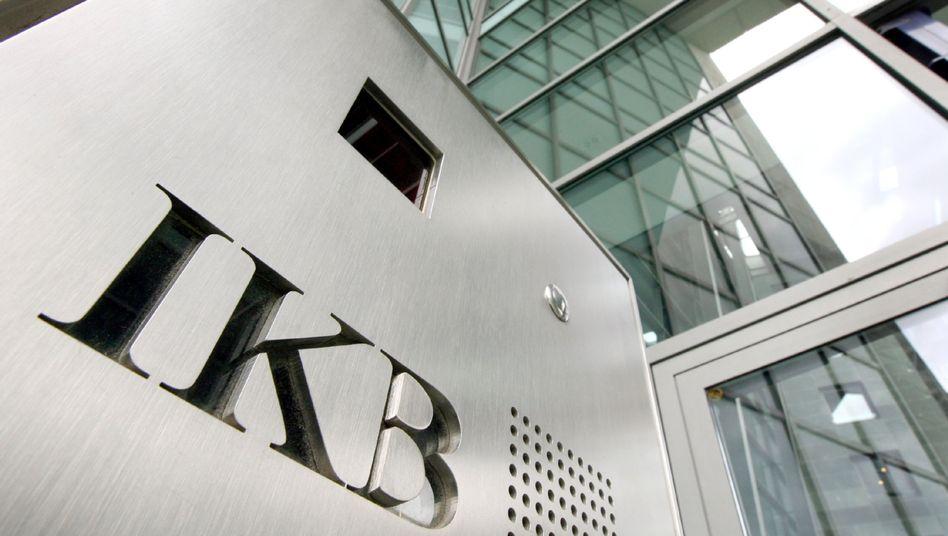 Mittelstandsbank IKB (2008): Hat die Deutsche Bank den Zusammenbruch mitausgelöst?