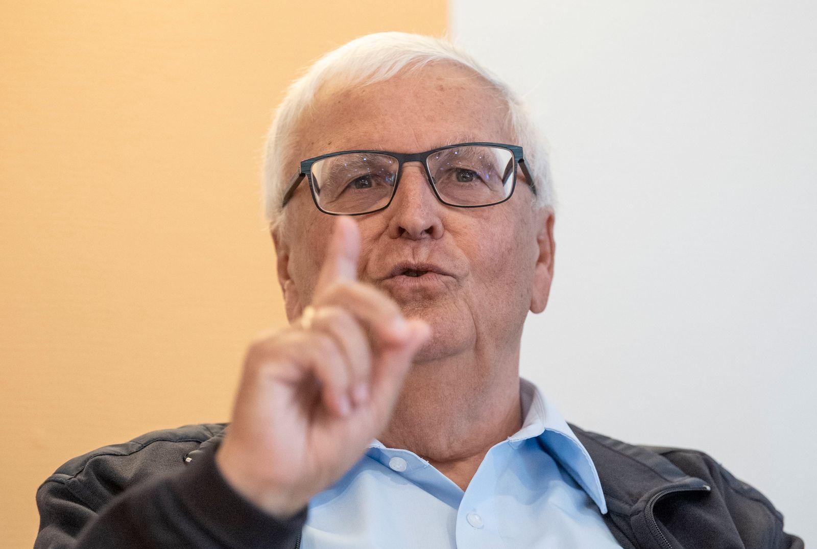 Ehemaliger DFB-Präsident Zwanziger