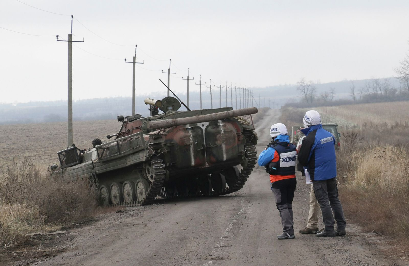 Ukraine/ Donbas/ Ostukraine