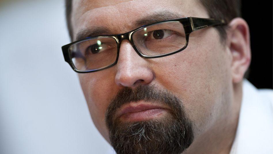 Hartmut Semken: Berliner Landeschef der Piraten unter Beschuss