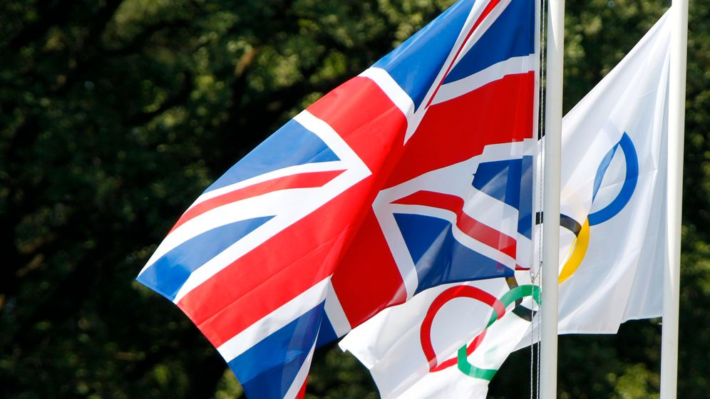 Photo Gallery: London Stage Set for the 2012 Summer Olympics