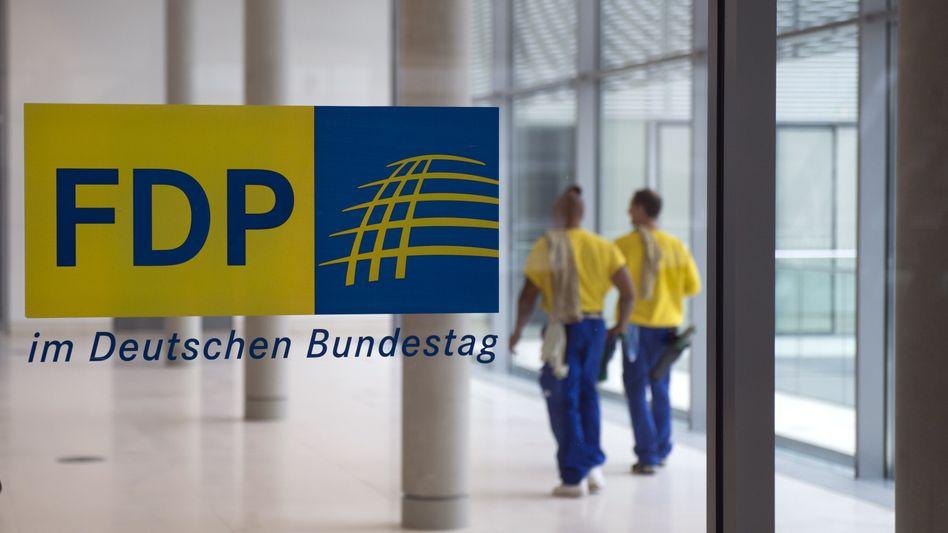 FDP im Bundestag (Archivbild): Staatssekretäre bleiben länger im Amt