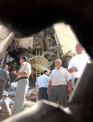 Hilton-Hotel nach dem Anschlag von vergangener Woche: Keine Selbstmordattentäter beteiligt