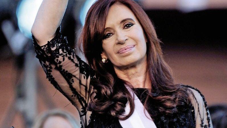 Präsidentin Kirchner: Schnell aggressiv
