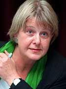 Marianne Birthler steht der Stasi-Behörde vor
