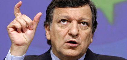 EU-Kommissionspräsident Barroso: Deutsches Programm ziemlich mager