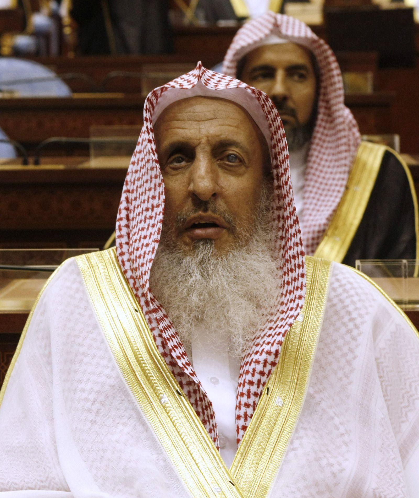 Großmufti/Saudi-Arabien