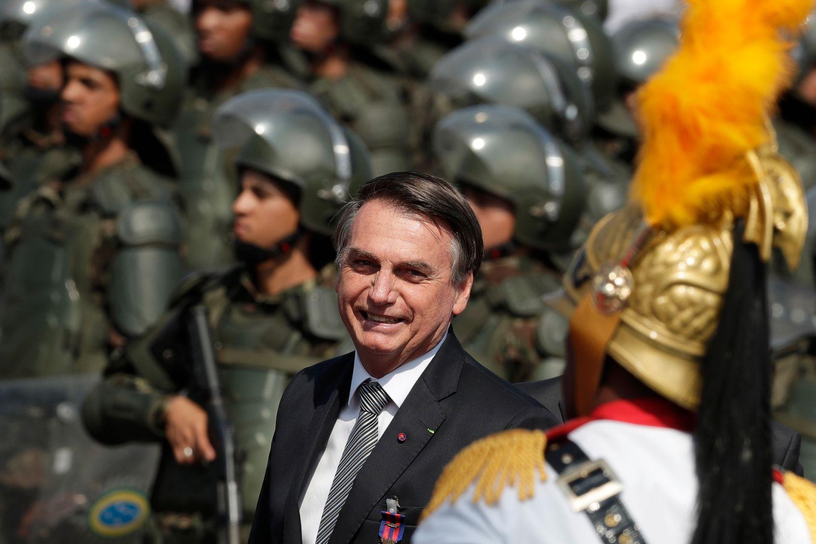 Jair Bolsonaro und Militär