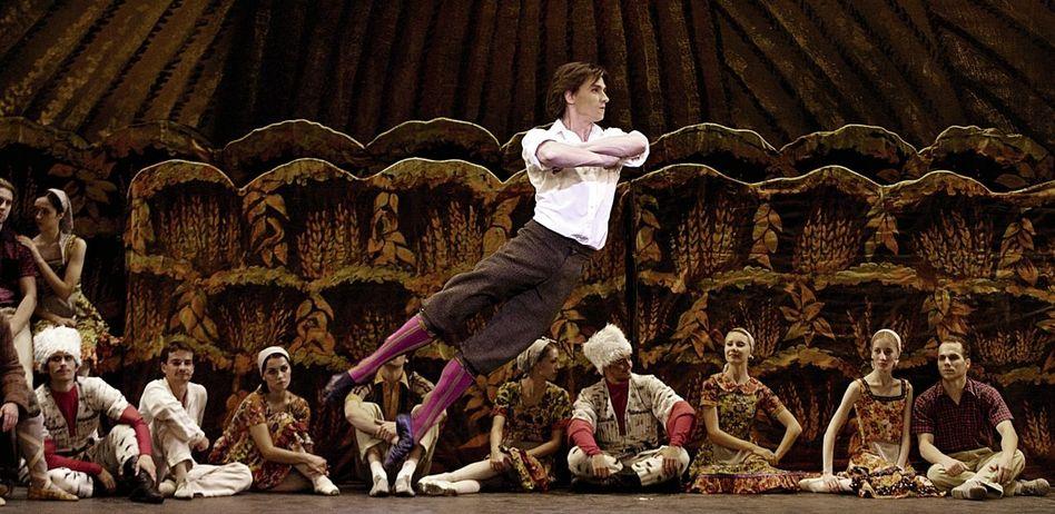Tänzer Filin 2007: Der Täter wollte zerstören