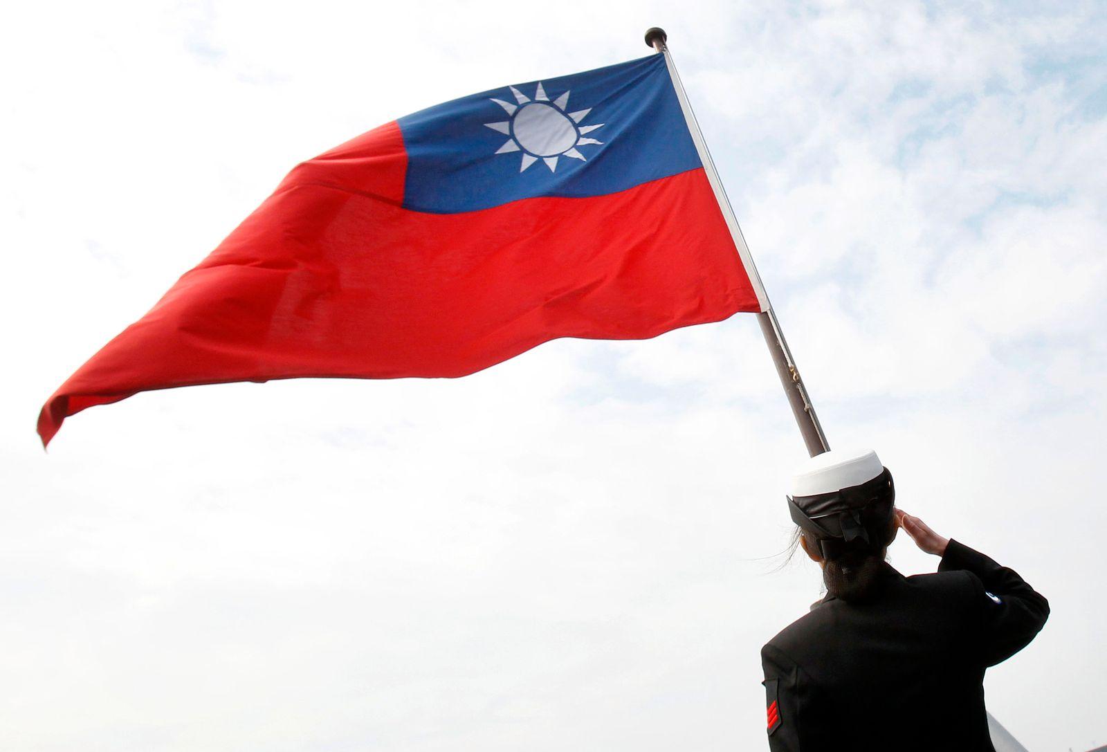 Taiwan China Fiji