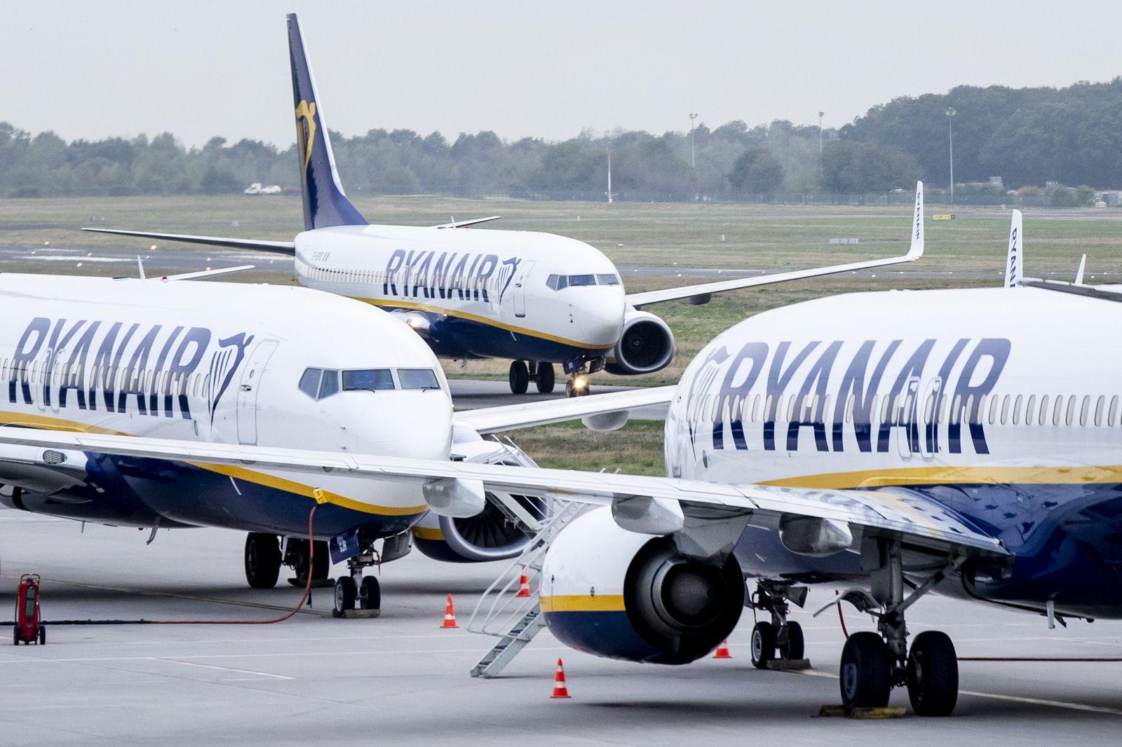 Ryanair sagt wegen Streiks weitere Flüge für Freitag ab