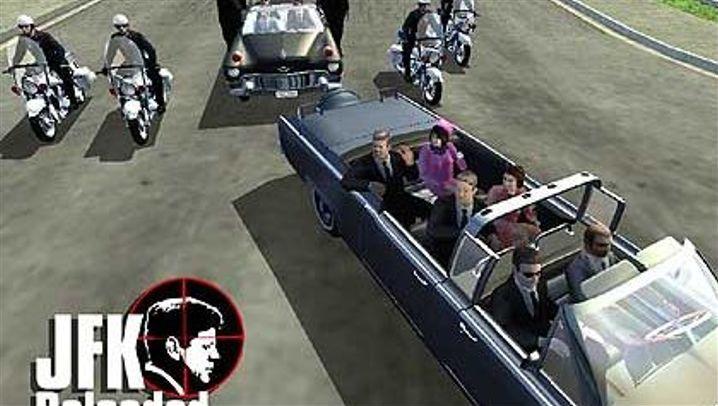 "Skandalspiel ""JFK Reloaded"": Mord für Hobby-Historiker"