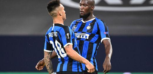 Europa League: Inter Mailand gewinnt Spektakel gegen FC Getafe, Manchester United spaziert ins Viertelfinale