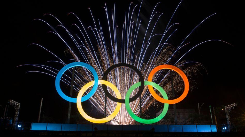 Olympische Ringe: Spiele wieder in demokratischere Länder vergeben