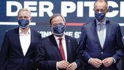 Kandidaten um CDU-Vorsitz einigen sich auf Parteitag im Januar