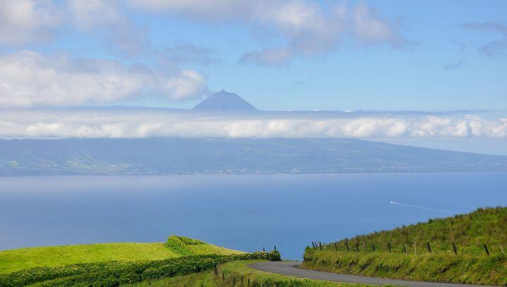 Azoreninsel São Jorge: Wir Fajã-Groupies