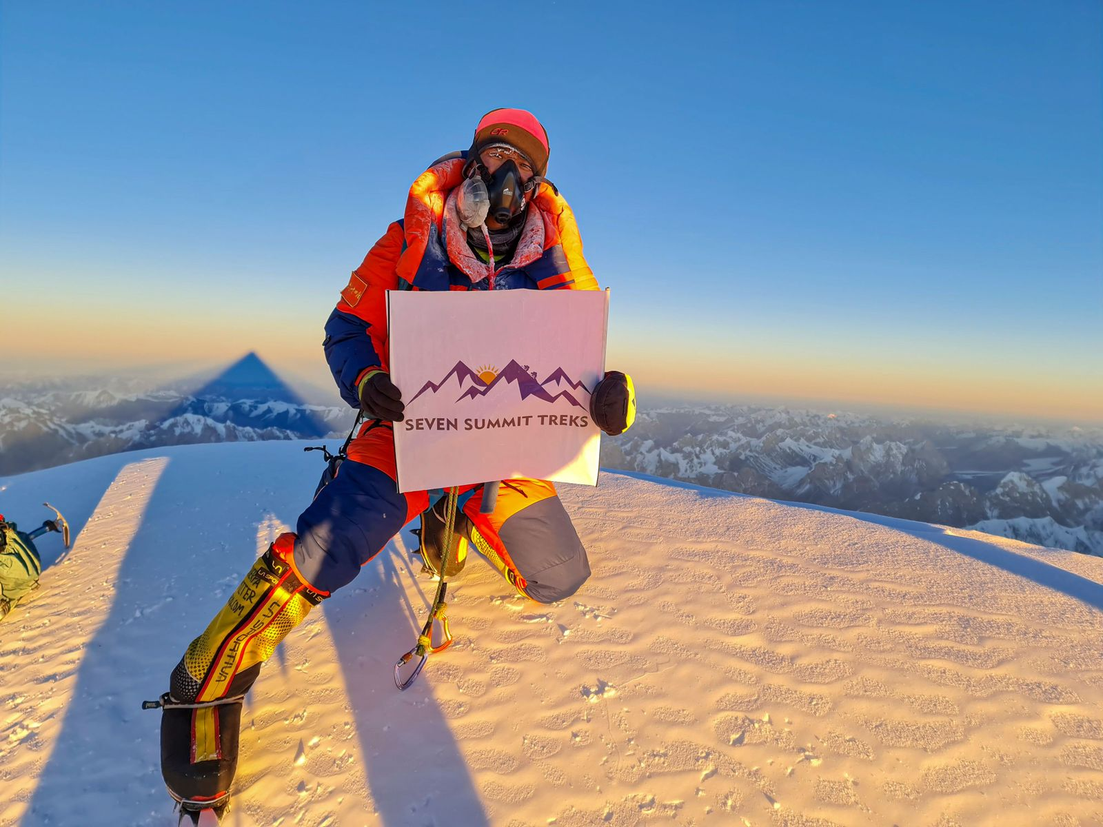 Nepalese team makes first successful winter ascent of K2, Zzz, Pakistan - 16 Jan 2021