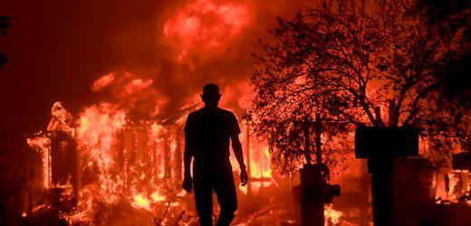 Weltrisikobericht: Wo Naturgewalten doppelt zuschlagen