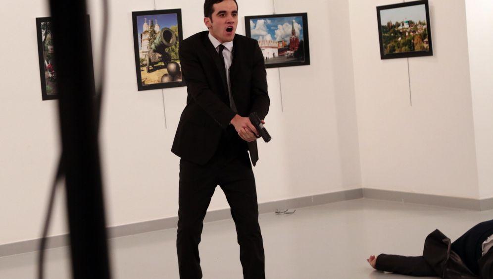 Fotostrecke: Schüsse in Ankara