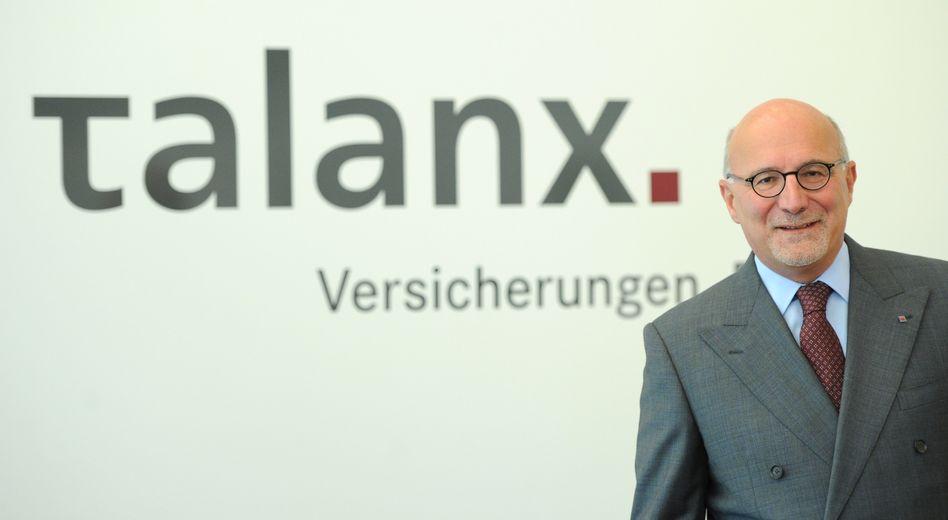 """Talanx-Chef Haas: """"Warum sollte ich freiwillig auf etwas verzichten?"""""""