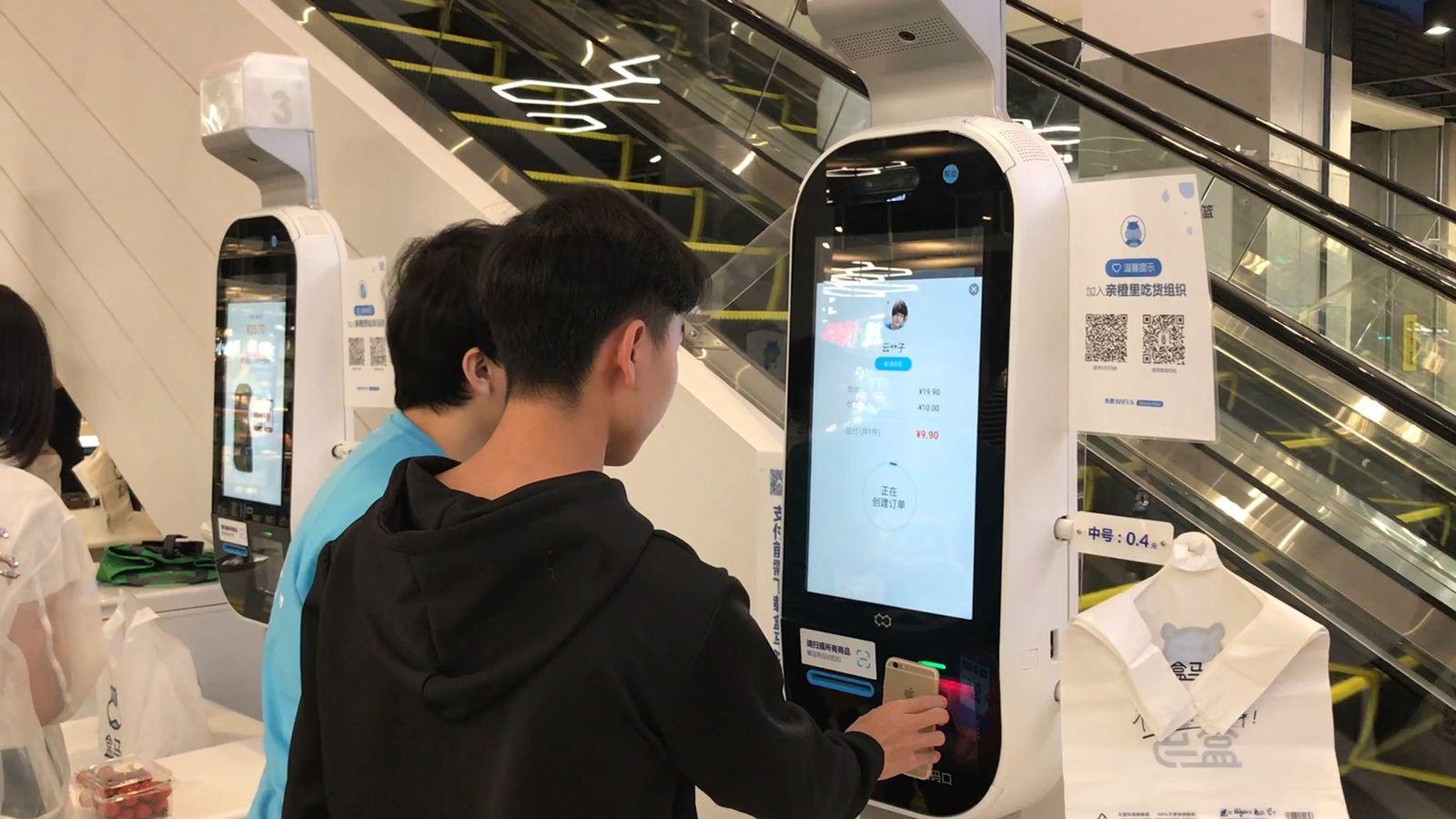 Onlinehändler Alibaba