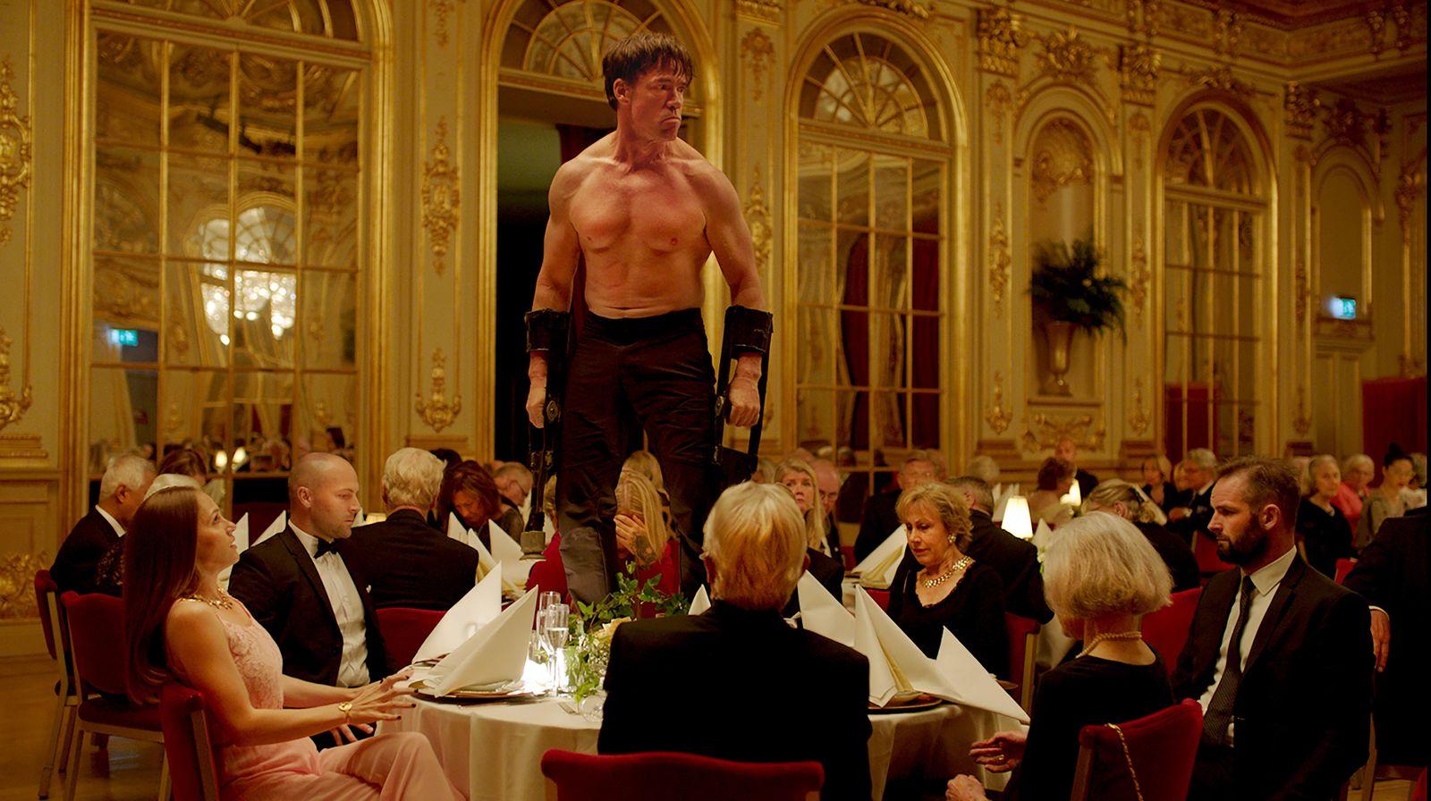 EINMALIGE VERWENDUNG Cannes/ Wettbewerb/ THE SQUARE