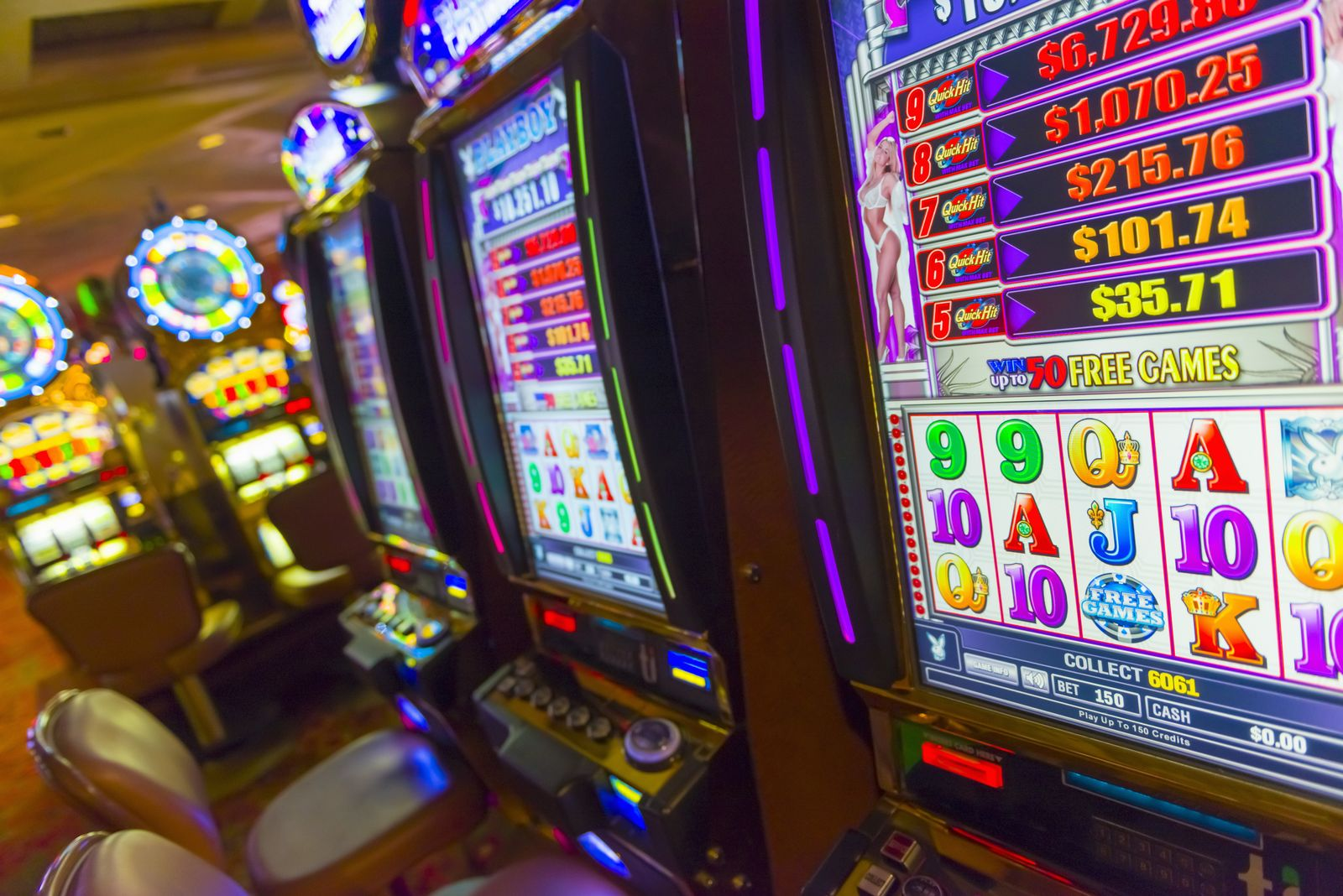 EINMALIGE VERWENDUNG Casino/ Nonnen/ Las Vegas