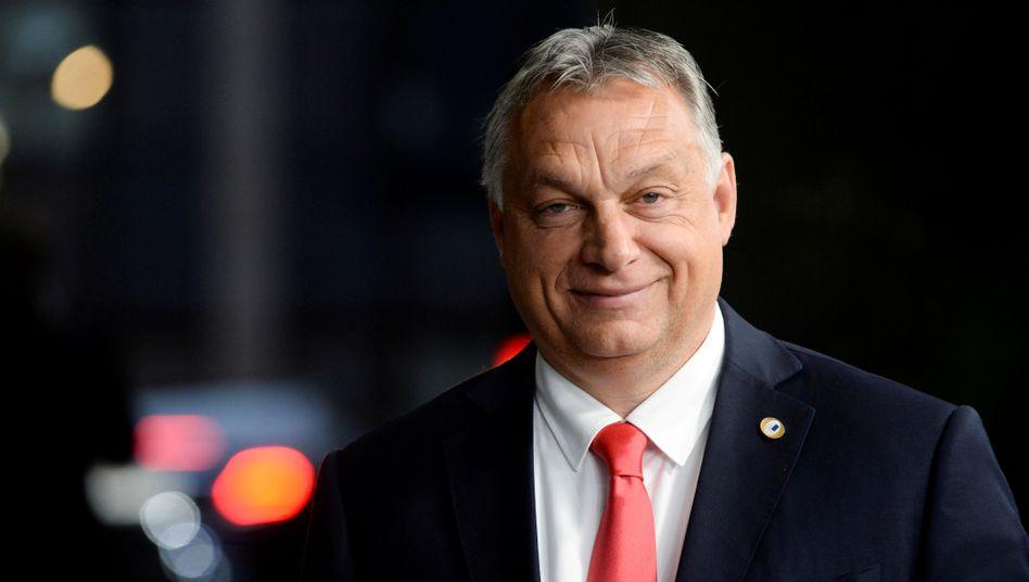 Ungarns Regierungschef Viktor Orbán: Die Coronakrise eiskalt ausgenutzt