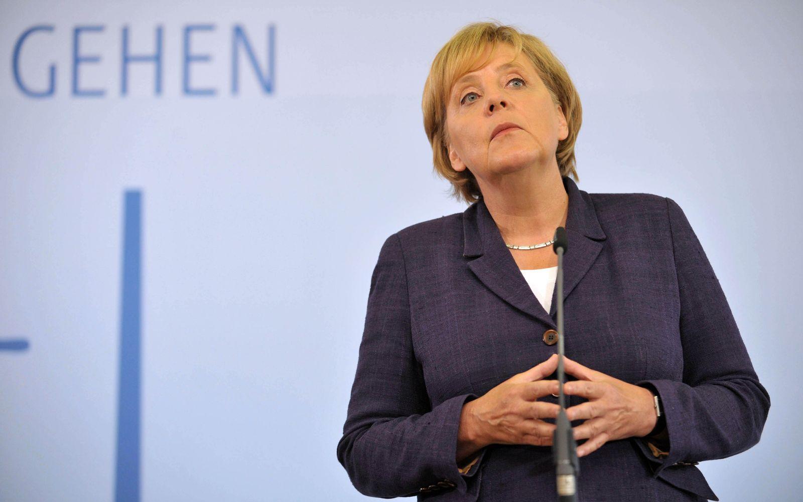 "Merkel setzt ""Energie-Reise"" in Lingen fort"