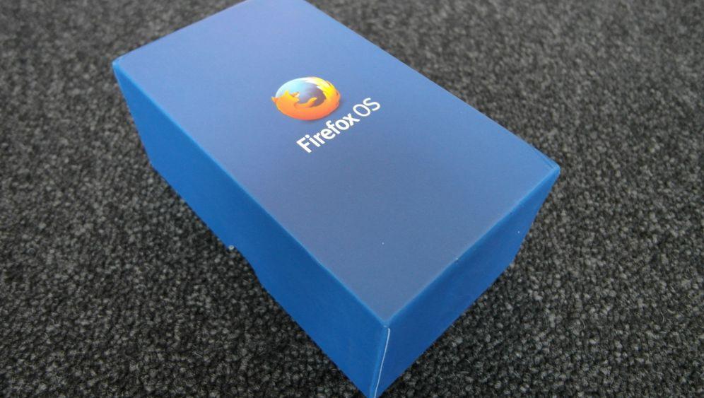 Angefasst: Das Firefox-Handy: Das ist das ZTE Open