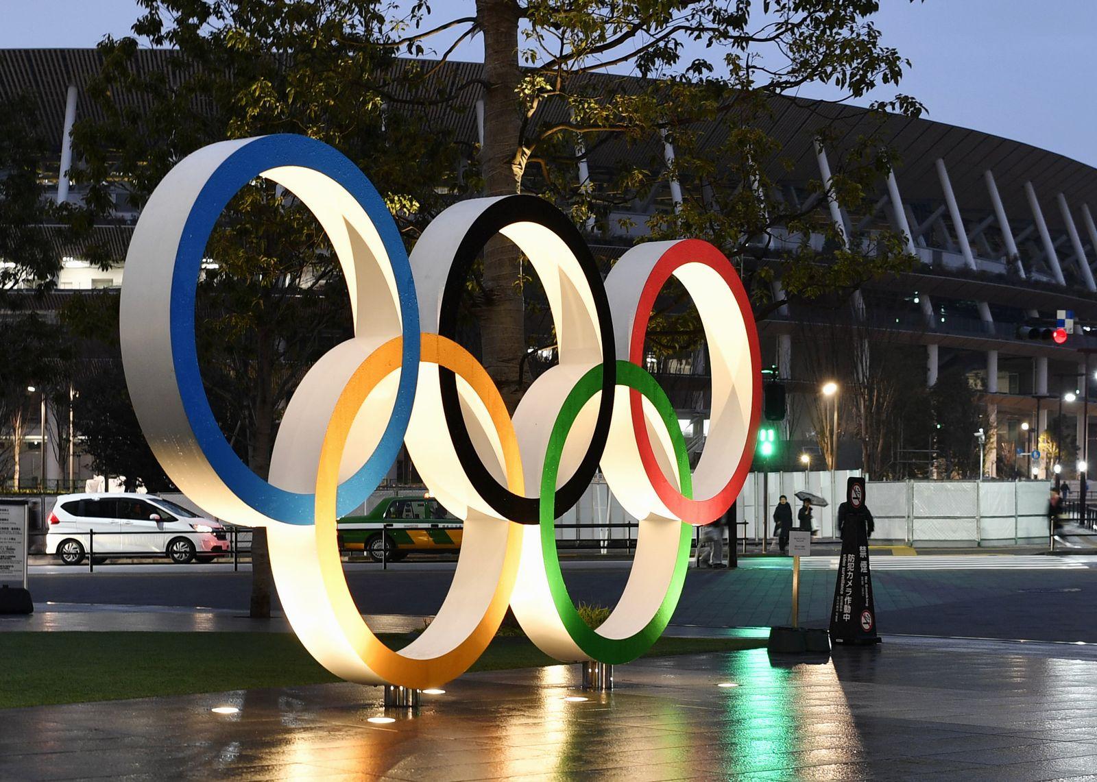 Japan und IOC: Olympische Spiele in Tokio sollen stattfinden