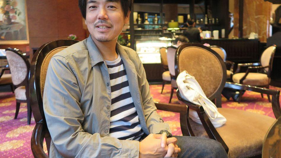 """Wer hat's erfunden? Takanobu Nishimoto! Er hat das Unternehmen """"Miet-Onkels"""" gegründet."""