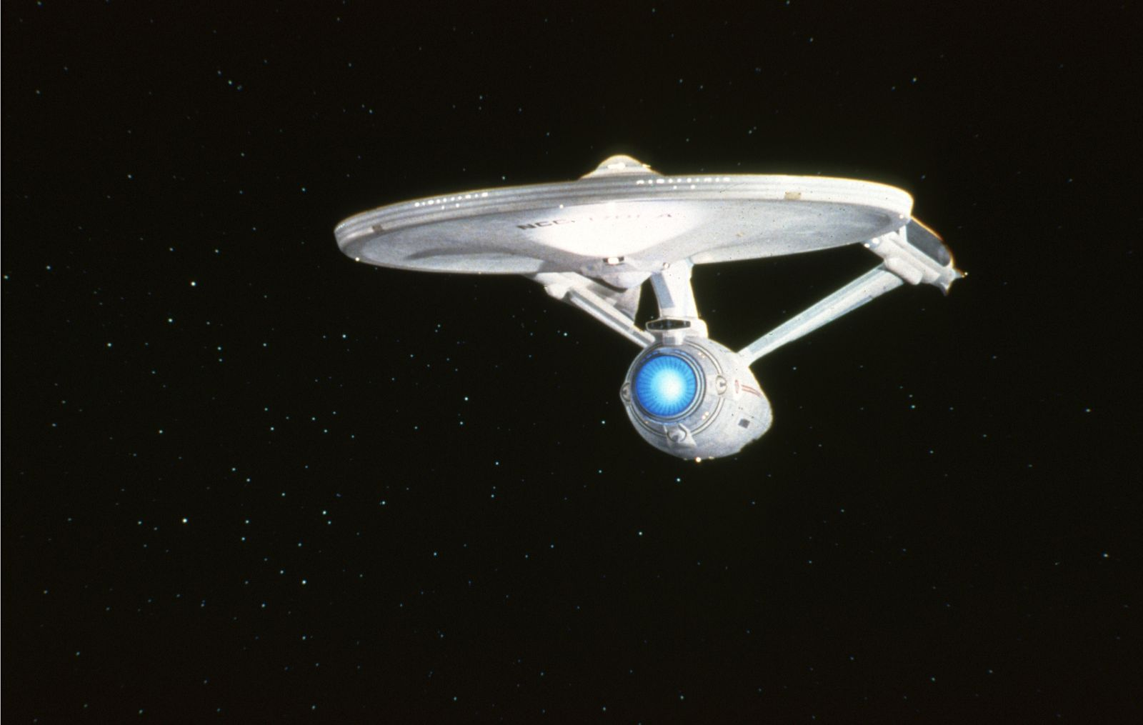EINMALIGE VERWENDUNG Star Trek/ Raumschiff Enterprise