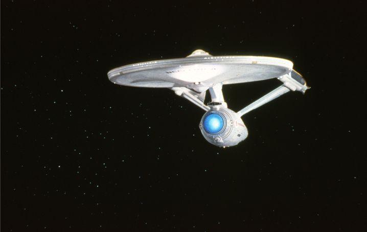 """""""Raumschiff Enterprise"""": Die KI braucht keinen Warp-Antrieb"""