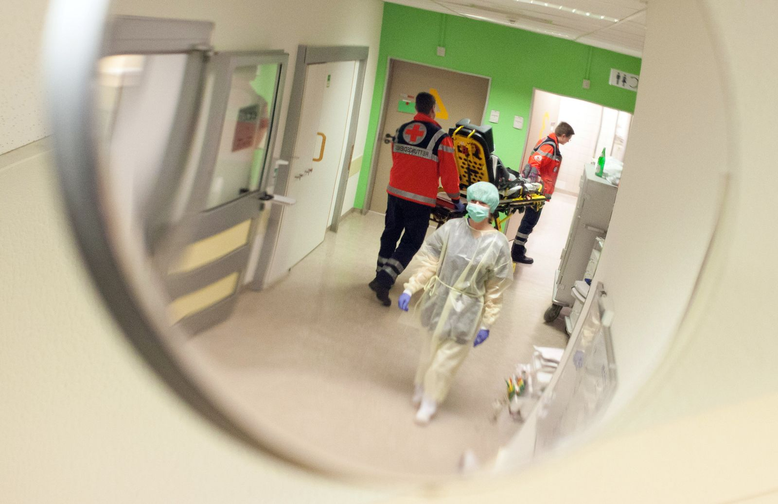 Mers-Patient in Osnabrück