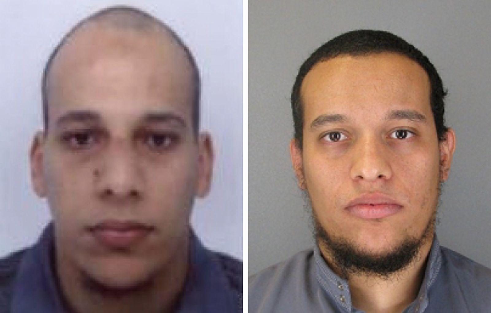 Cherif Kouachi / Said Kouachi/ Al-Qaida