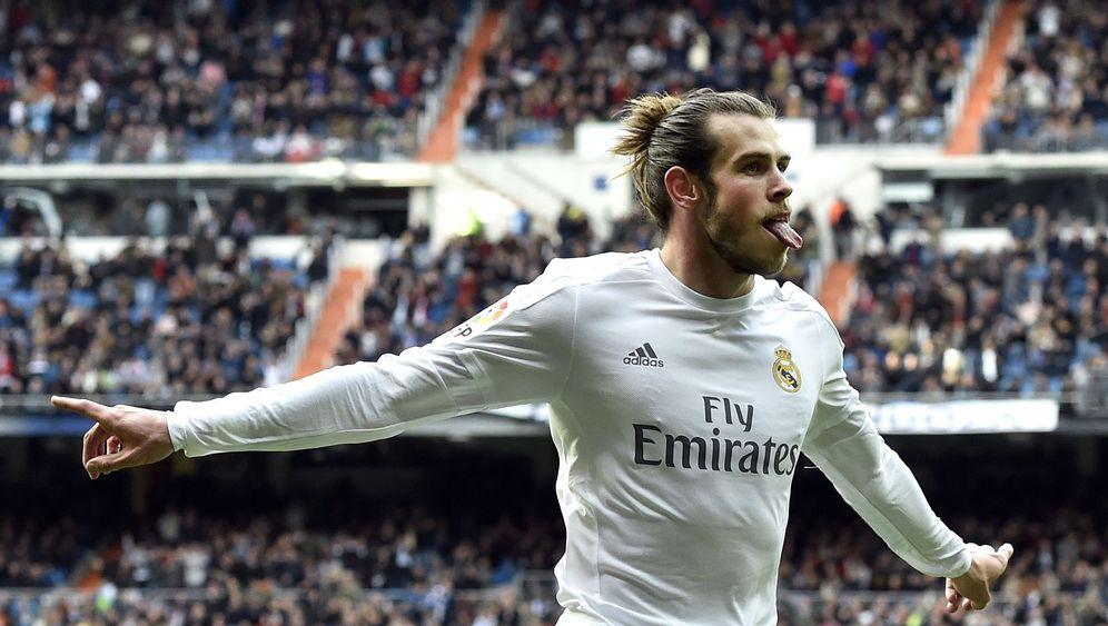 Real-Star Bale: Gefährlicher als Ronaldo