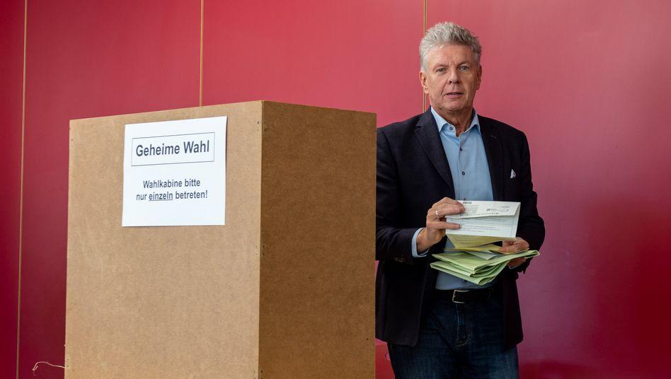 Dieter Reiter (SPD), Oberbürgermeister von München