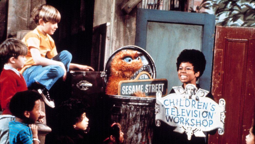 Die »Sesamstraße« mit Susan Robinson
