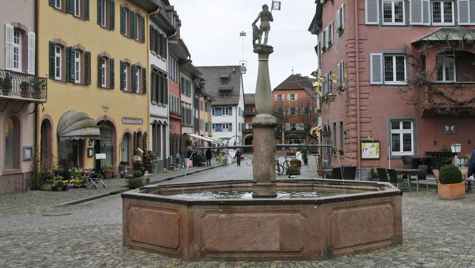 Innenstadt von Staufen