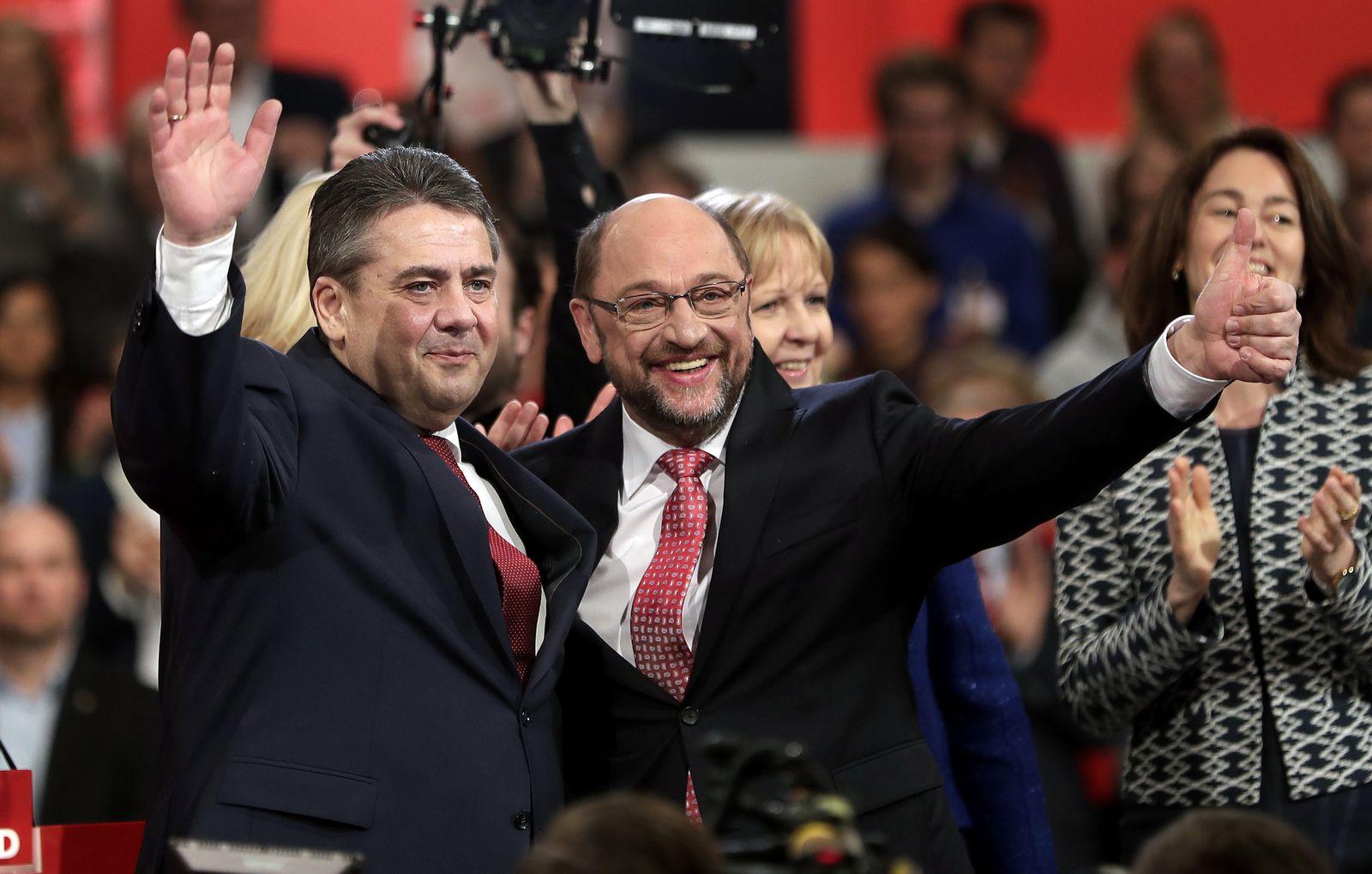 Schulz/ Gabriel