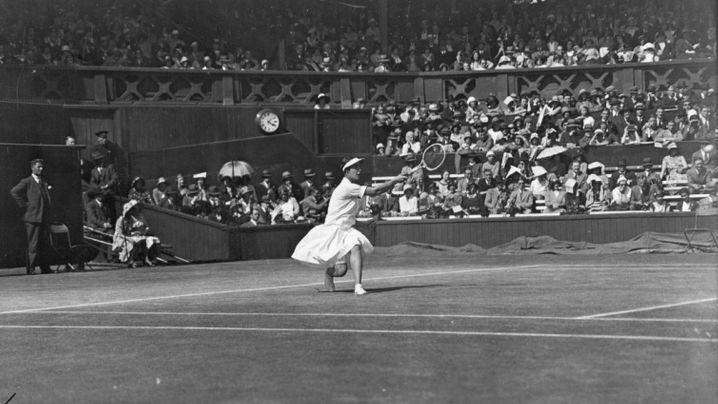 Deutsche Grand-Slam-Sieger: In einer Reihe mit Becker und Graf