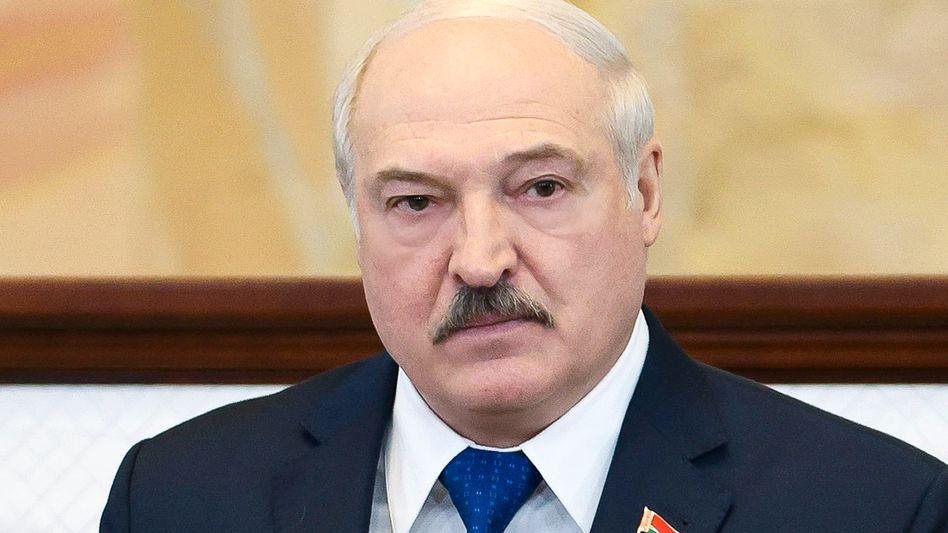 Alexander Lukaschenko: »80 Jahre sind vergangen, und jetzt?«