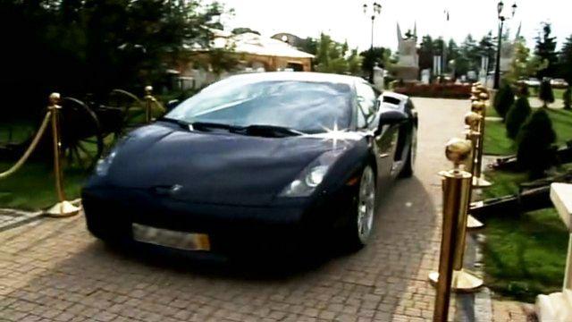 """Lamborghini der Familie: """"Machtlosigkeit der Staaten gegen das organisierte Verbrechen"""""""