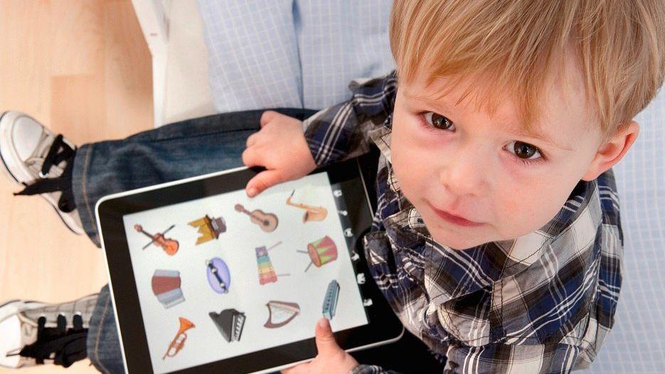iPad-Experte Tom: »Das meiste hat er sich selbst beigebracht«